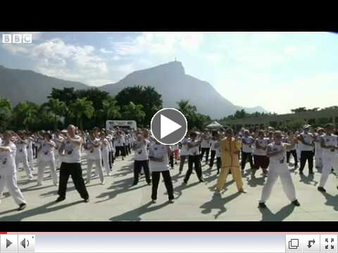 BBC News - Chinese martial art in Latin America