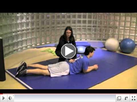 Back Pain Exercise Tips