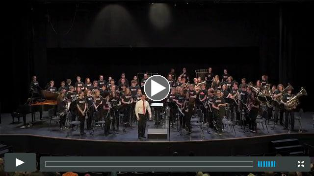 Ballard HS Wind Ensemble: NY International Music Festival | Carnegie Hall Preview Concert | March 29, 2017