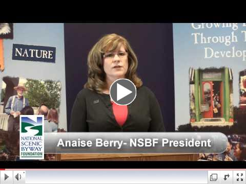 National Scenic Byway Foundation Overview