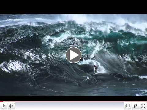 2012 Billabong XXL Big Wave Awards Winner HIghlights