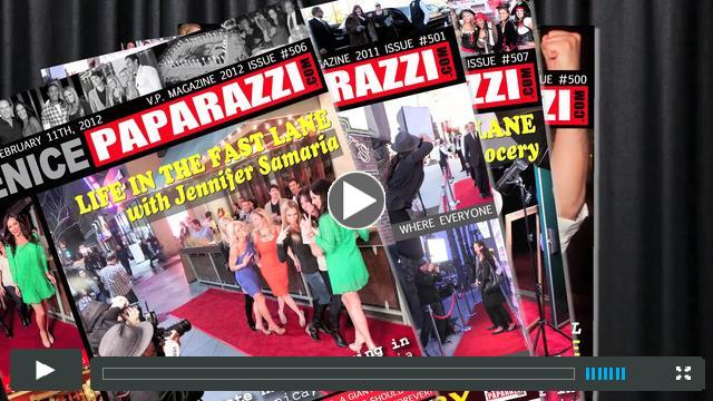 Make your next event truly memorable! Hire Venice Paparazzi to be your event photographers. Visit HireVP.com for a list of services.