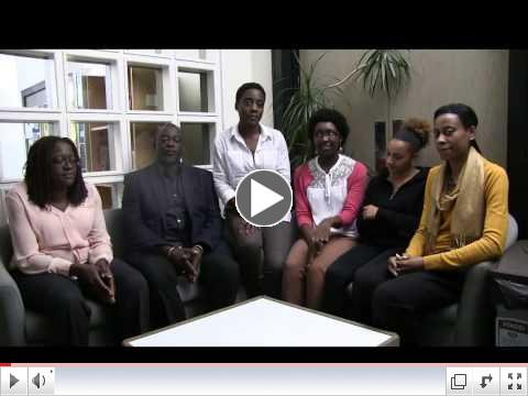 Video Testimonials from 'Black Londoners' Course - August 2015