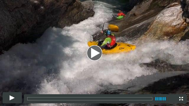 Gene17Kayaking's Piemonte Steep Creeking Promo
