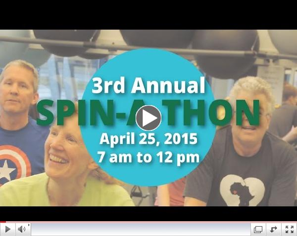 Second Growth/UVAC 3rd Annual Spin-a-thon