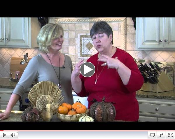 Thanksgiving Tips with Leanne Ely and Marla Cilley