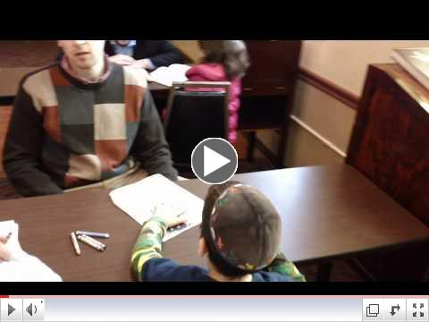 HYPE Chanukah Family Learning - 12/21/14