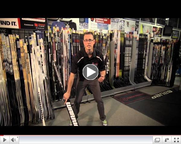 Choosing the right Goalie Stick