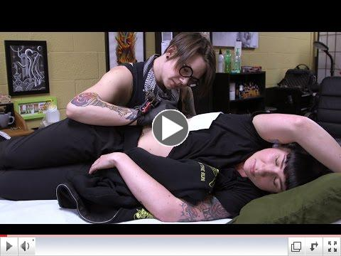 Women's Ink: Back to the Future with Female Tattoo Artistry | KQED Arts