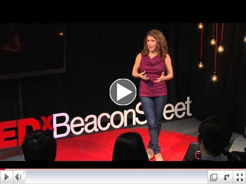 A journey through infertility -- over terror's edge | Camille Preston | TEDxBeaconStreet