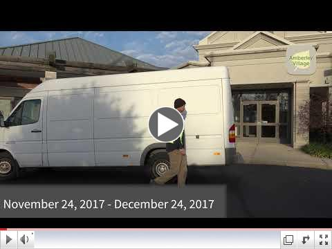 Secure Holiday Package Delivery & Pick-up