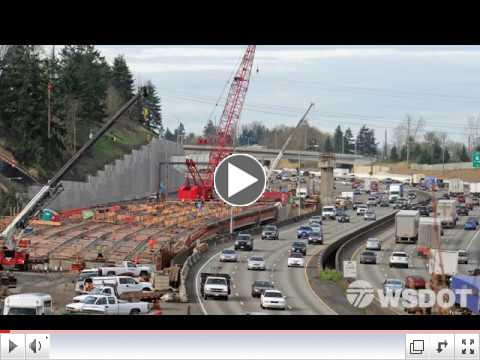 Traffic switch on I-5 in Tacoma requires advanced planning and patience