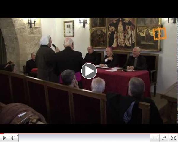 Apertura proceso presunto milagro padres Sta Teresita Lisieux
