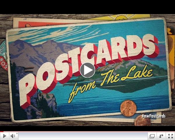 Part 1: Postcards From The Lake