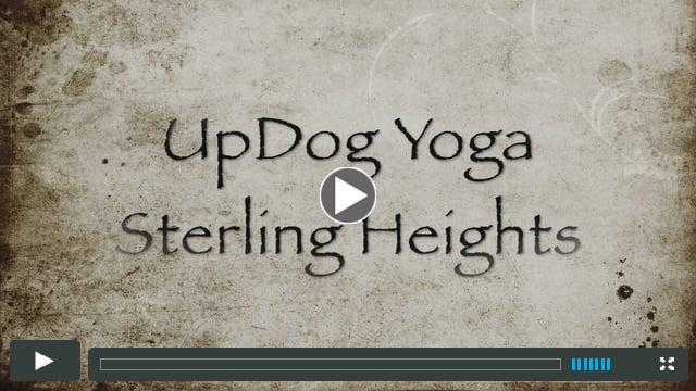 UpDog Yoga Sterling Hgts.