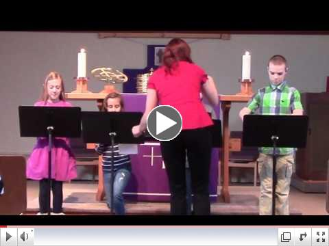 Lenten Handbell Songs