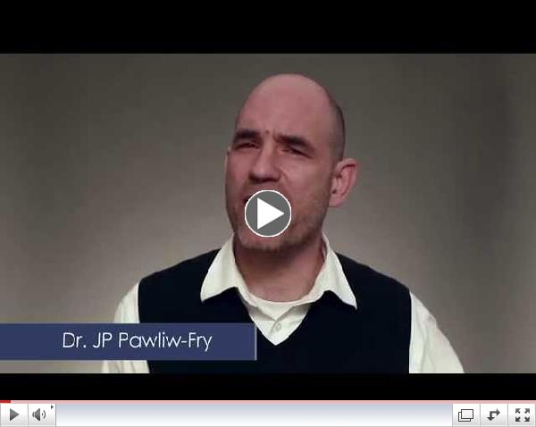 Performing Under Pressure by Dr. JP Pawliw-Fry