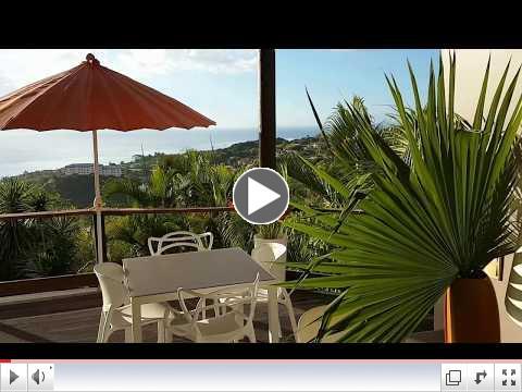 Villa Mata Ava - Tahiti - Min 4 nuits A partir de 32,000 cfp/ nuit - 3 ch/2 sdb (6 pers)