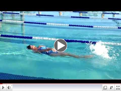 Backstroke Timing Drill - U.S. Masters Swimming