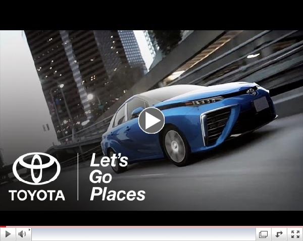 2016 Toyota Mirai FCEV - Product Introduction