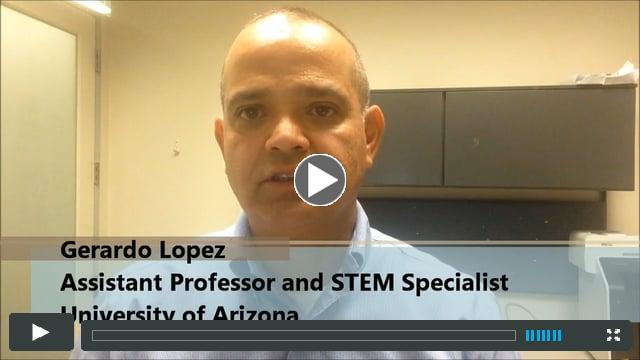 CPS Minute with Gerardo Lopez of University of Arizona