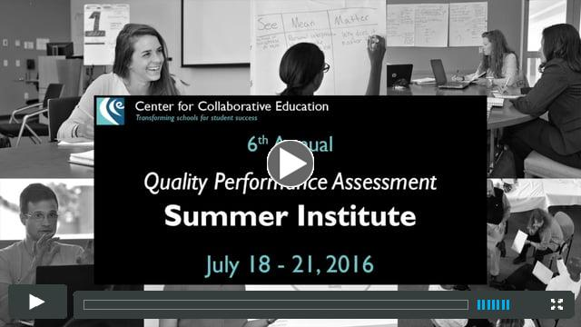 QPA Summer Institute Promo