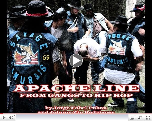 APACHE LINE: FROM GANGS TO HIP HOP (2004 trailer) by Jorge