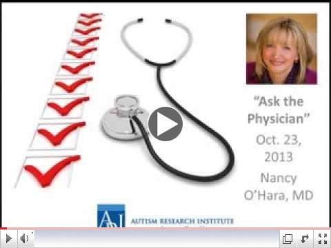 Ask The Physician - N O'Hara, MD