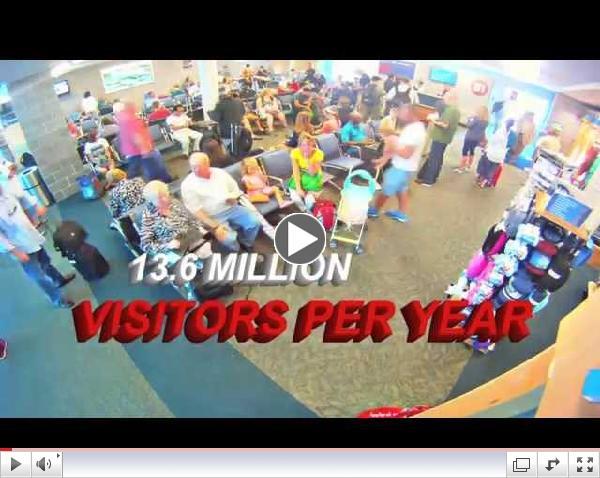 Destin-Fort Walton Beach, FL. VPS Airport Market Video