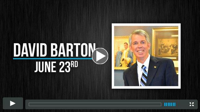 David Barton and the Biblical Constitution