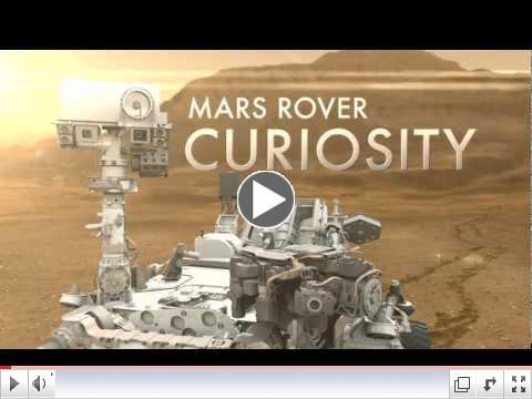 Curiosity: Trailer