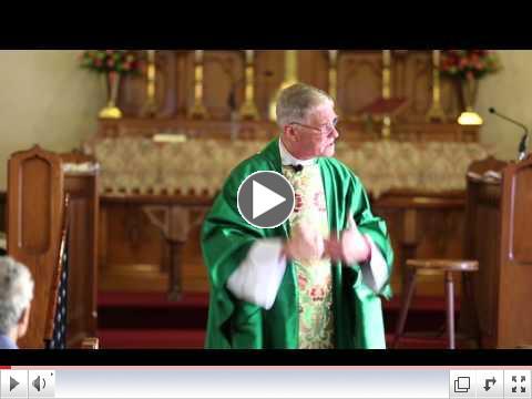 Bishop Thomas E. Breidenthal's sermon to Christ Episcopal Church, Ironton on Sunday October 4, 2015.