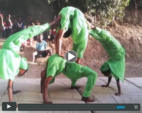 Lalibela Circus Project Promo
