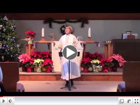 Pr. Christine's Sermon: Three Cats of Epiphany