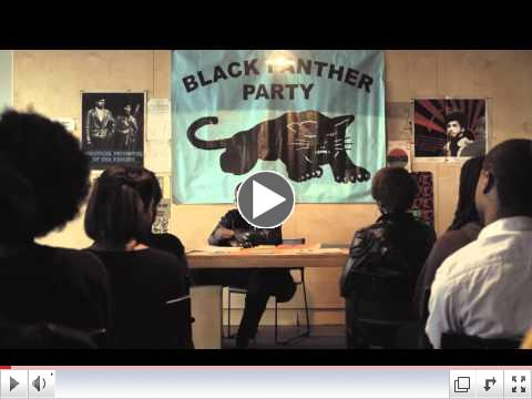Panther Baby Book Trailer