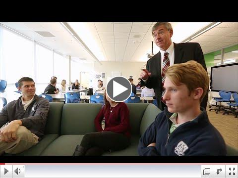 Click the image above to view a video featuring Dr. Tom Trigg, created by Education Week