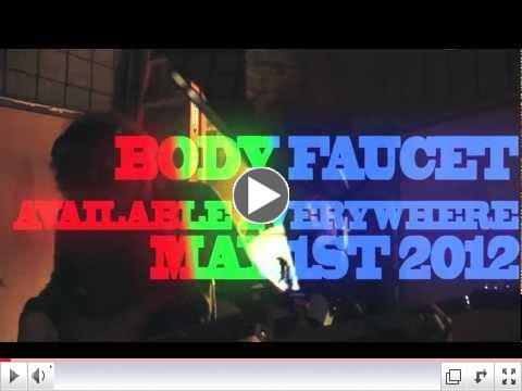 Reptar - Body Faucet