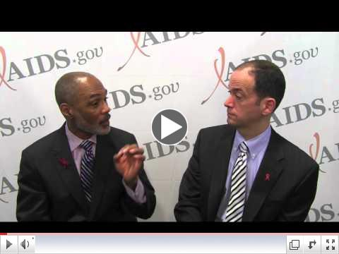 Conversations from AIDS 2012 - Phill Wilson with Miguel Gomez