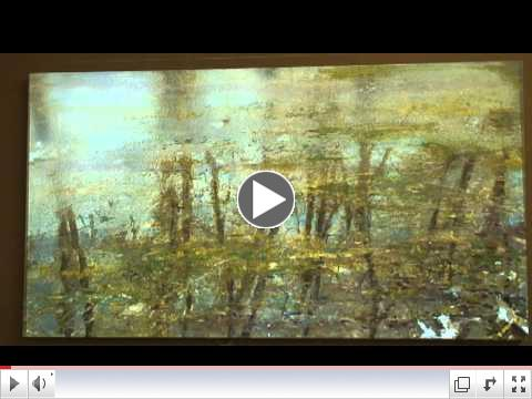Shoja Azari & Shahram Karimi Video Painting: 'Spring'