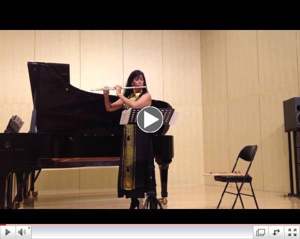 Poulenc Cantilena Viviana Guzman Mahani Teave in Beijing