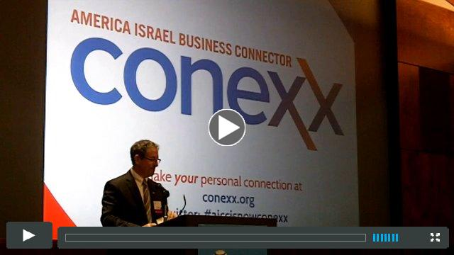 AICC is now conexx: America Israel Business Connector
