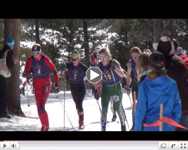 Annie Hart for American Birkebeiner Ski Foundation