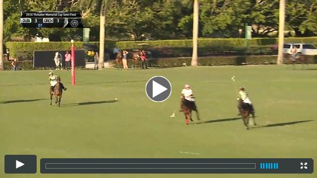 Game Winner by Orchard Hill's Peke Gonzalez in Overtime