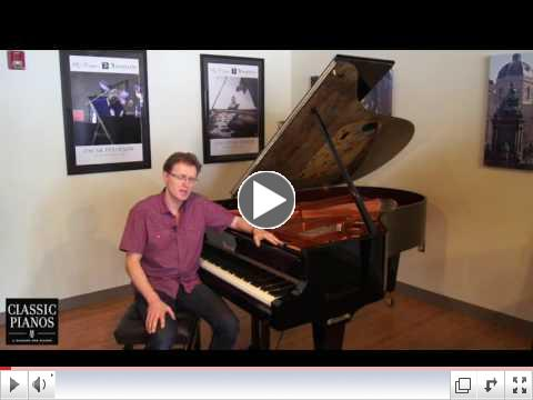 Video Part 1: an introduction to the Care and Maintenance of Your Piano