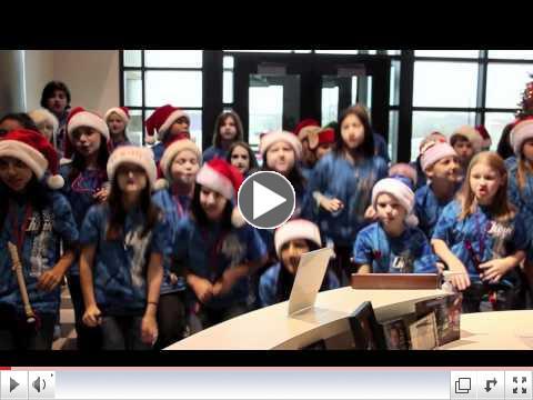 Walker Creek Elementary Choir