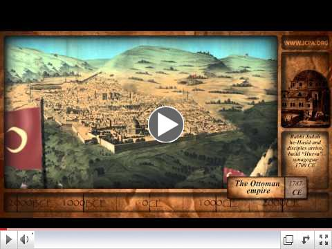 Jerusalem: 4000 Years History in 5 Minutes
