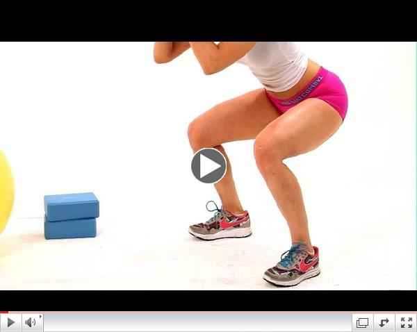How to Do a Squat | Thighs Workout