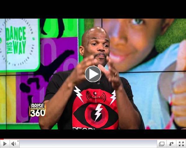 Darryl McDaniels Aka DMC of Run DMC talks career family and giving back!