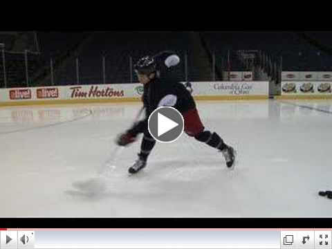 Science of Hockey: Slap Shot