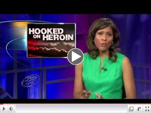 News 12: NY leads nation in heroin-trafficking